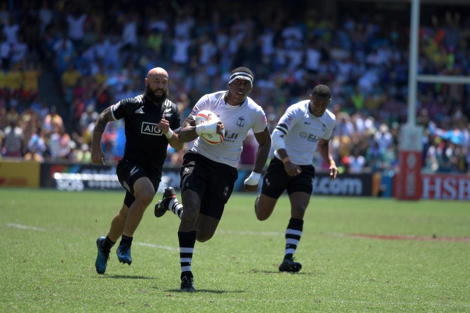 HSBC World Rugby Sevens Series 2016-17 - Sydney Day 2