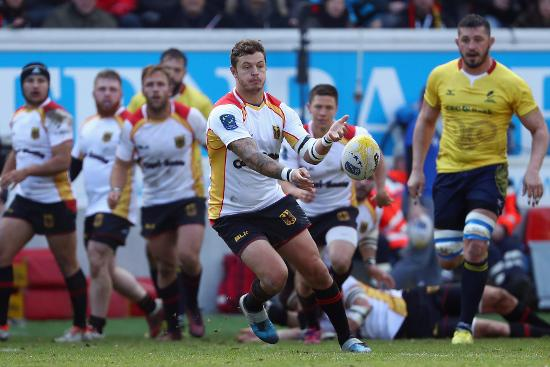 Rugby Europe Championship 2017: Germany v Romania