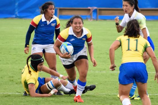 Colombia's Alejandra Betancur