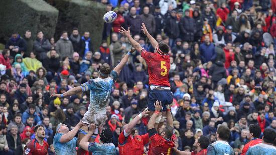 Spain v Russia, Rugby Europe Championship 2017