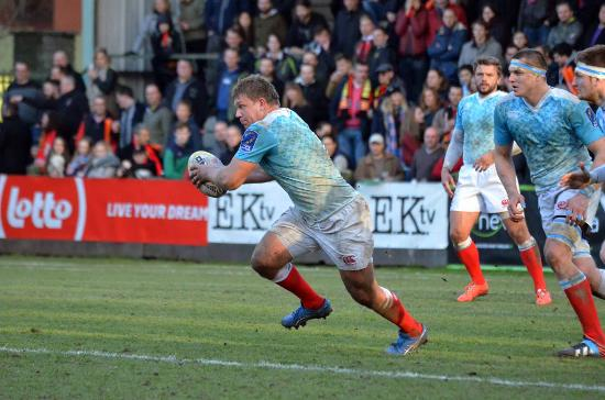 Rugby Europe Championship 2017: Belgium v Russia