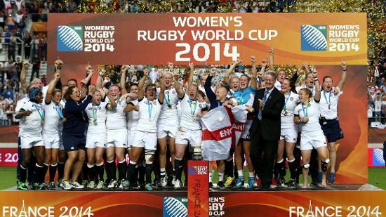 Women S Rugby World Cup The Story So