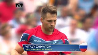 Try, Vitaly Zhivatov, Argentina v RUSSIA