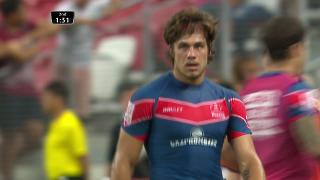 Try, German Davydov, RUSSIA v Hong Kong