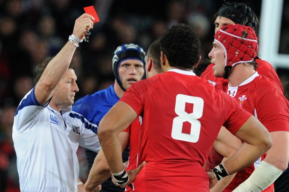RWC 2011 - Wales v France