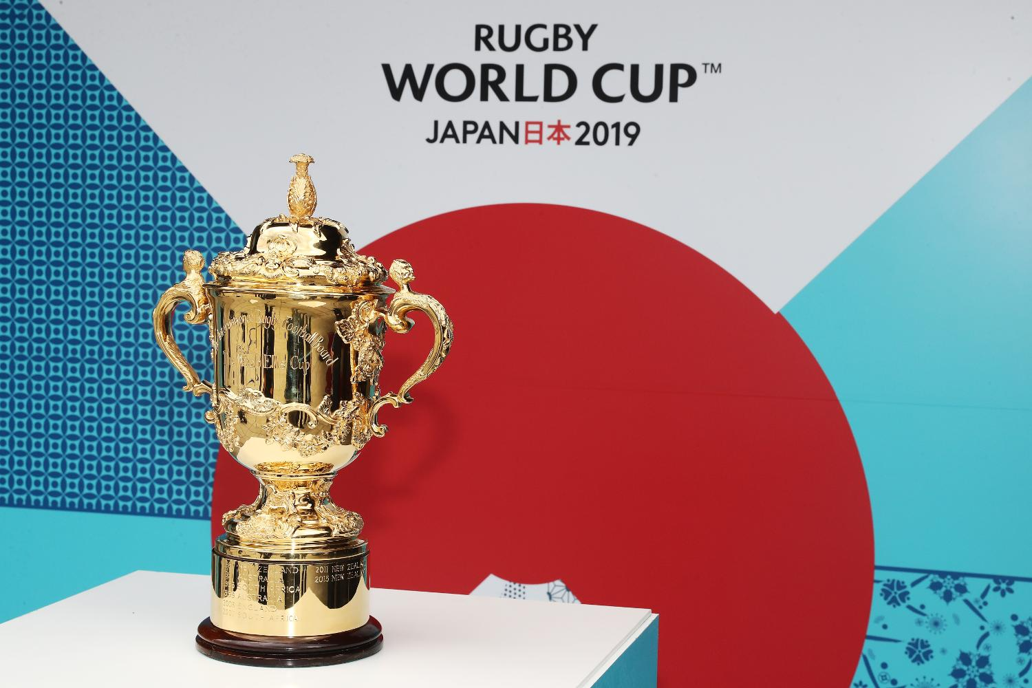 Rugby World Cup 2019 pool draw