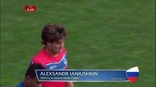 Try, Alexandr Ianiushkin, Samoa v RUSSIA