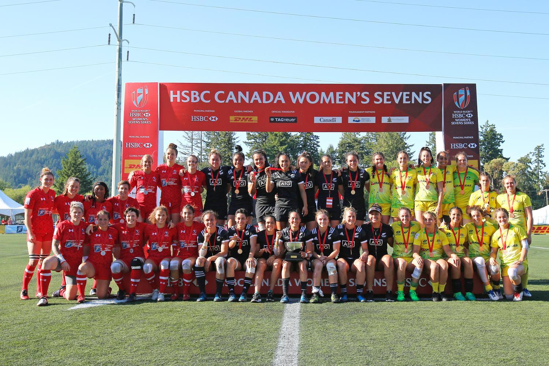 HSBC Sevens Series Langford - Women's