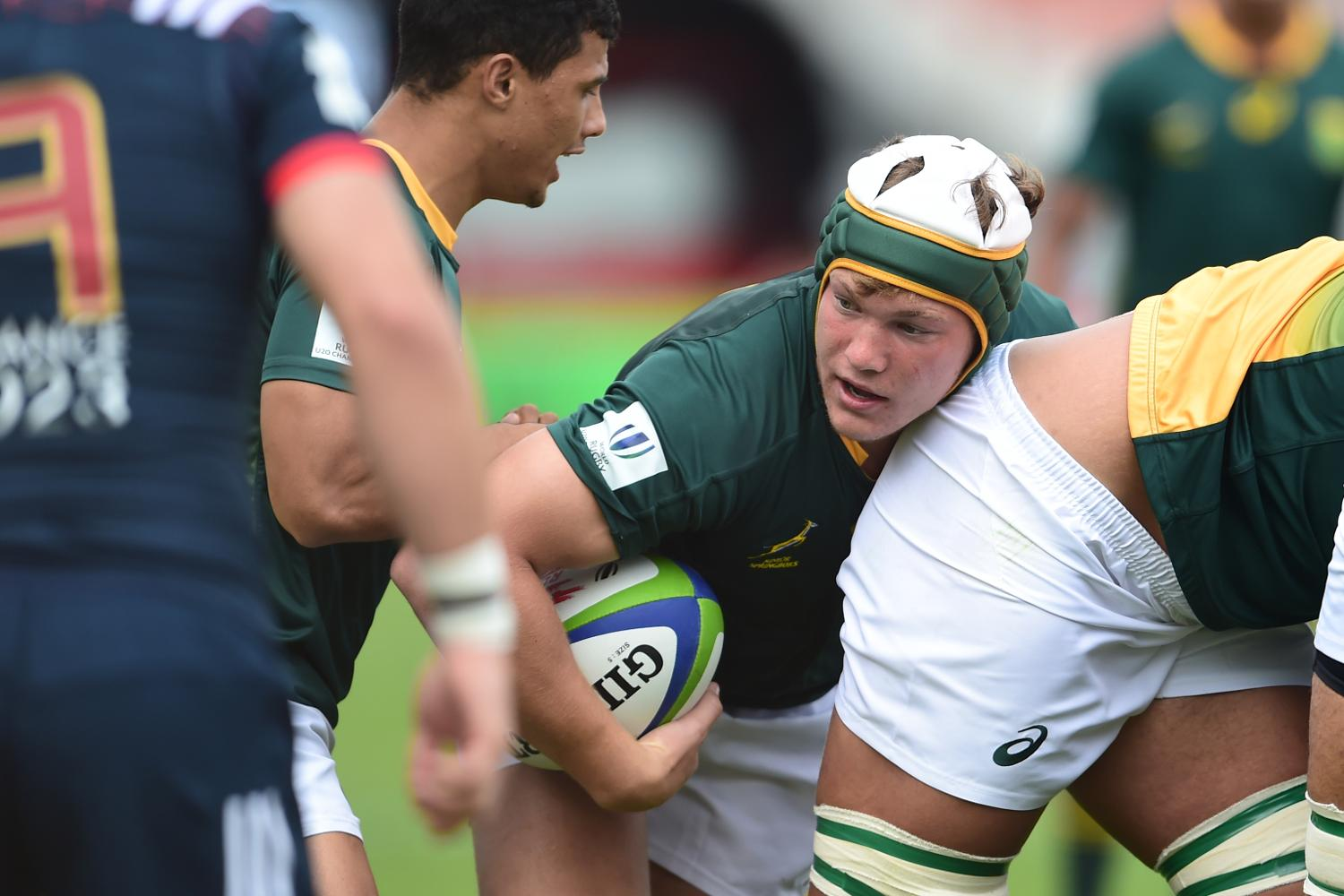 World Rugby U20 Championship 2017: South Africa v France