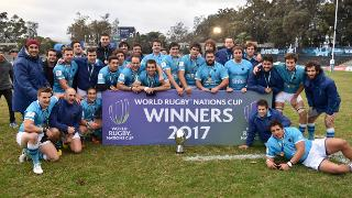 Uruguay win Nations Cup 2017