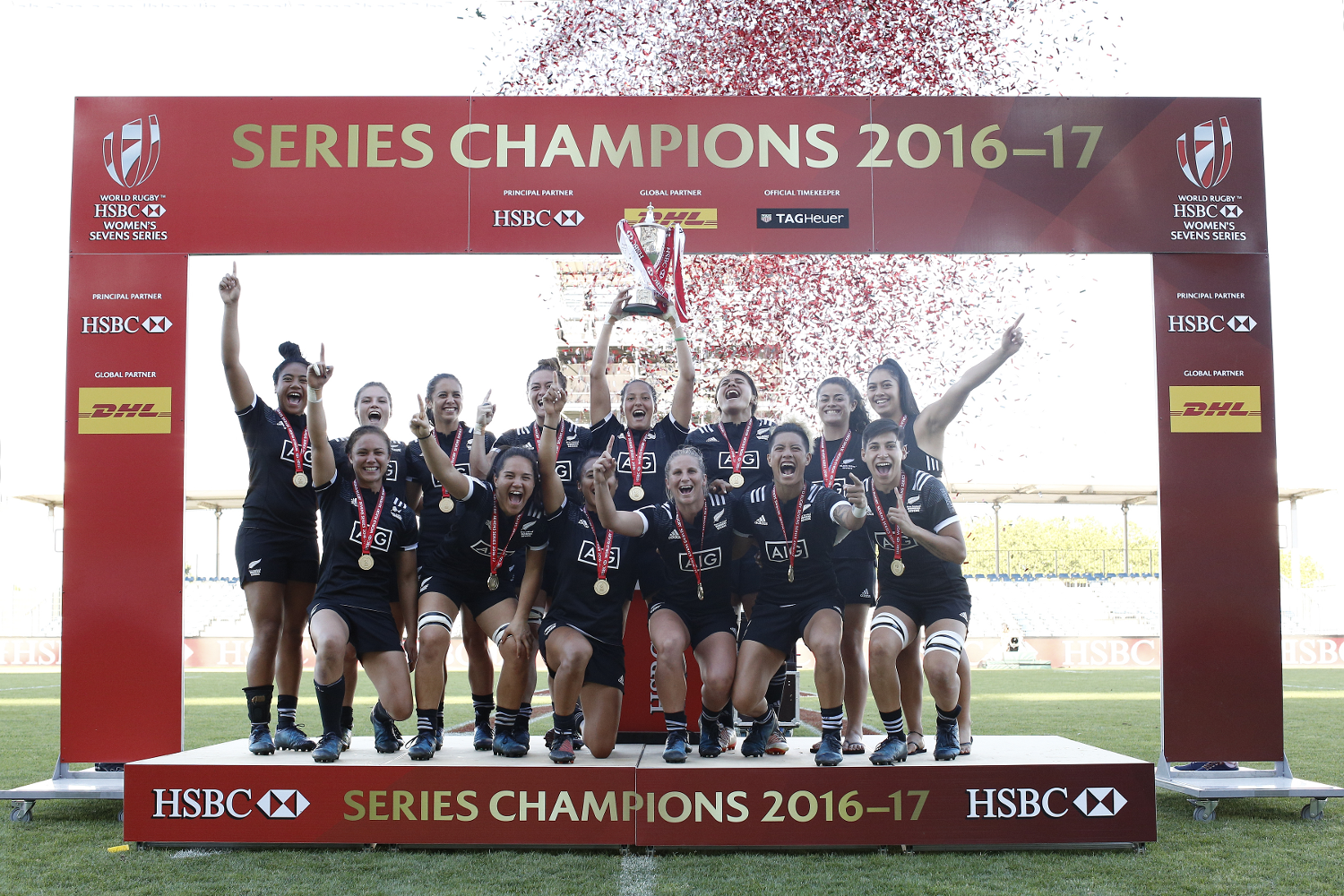 HSBC World Rugby Women's Sevens Series - 2016/17