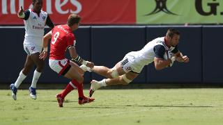 WOW!  Gran try de Estados Unidos en su camino a Rugby World Cup 2019