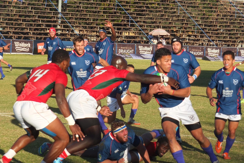 Rugby Africa Gold Cup 2017: Namibia v Kenya