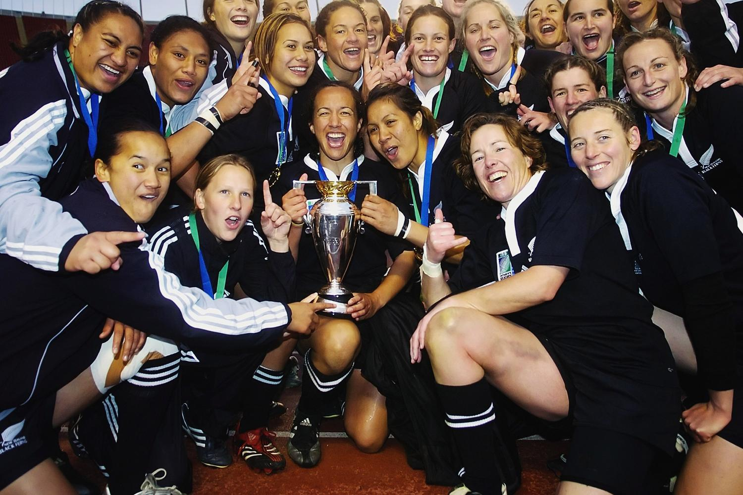 Women S Rugby World Cup Archive
