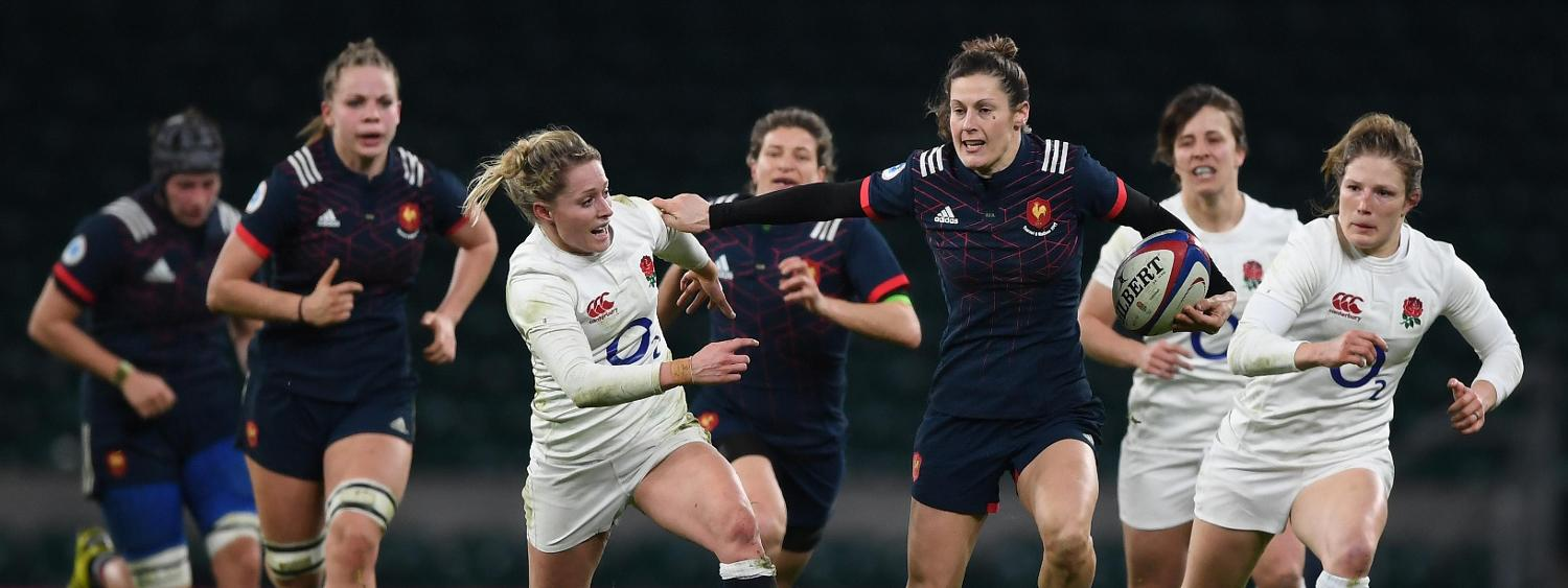 England Women v France Women - Womens Six Nations