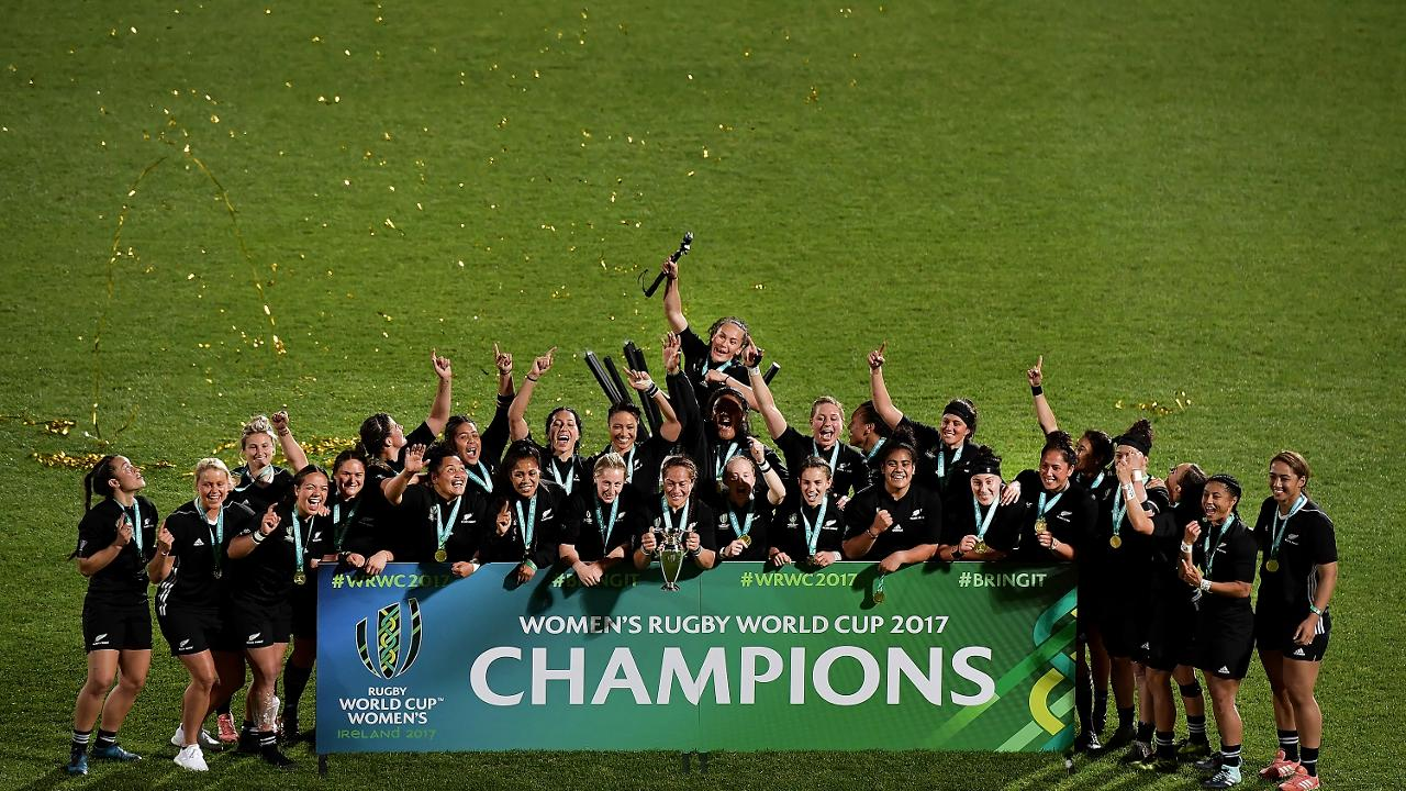 The Legacy of Women's Rugby World Cup