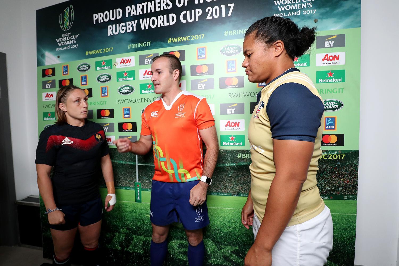 WRWC 2017: France v USA