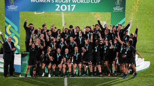 New Zealand To Host Women S Rugby World Cup 2021 World Rugby