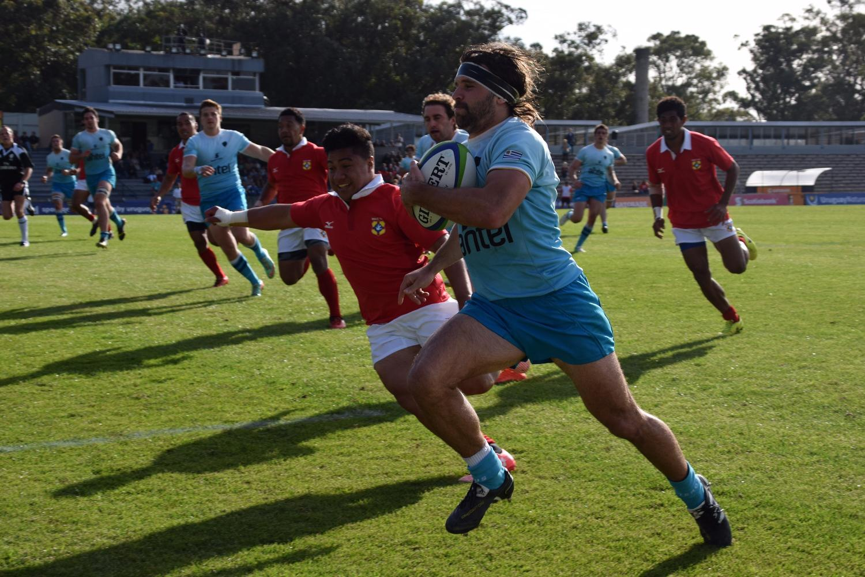 Americas Pacific Challenge 2017: Tonga A v Uruguay A