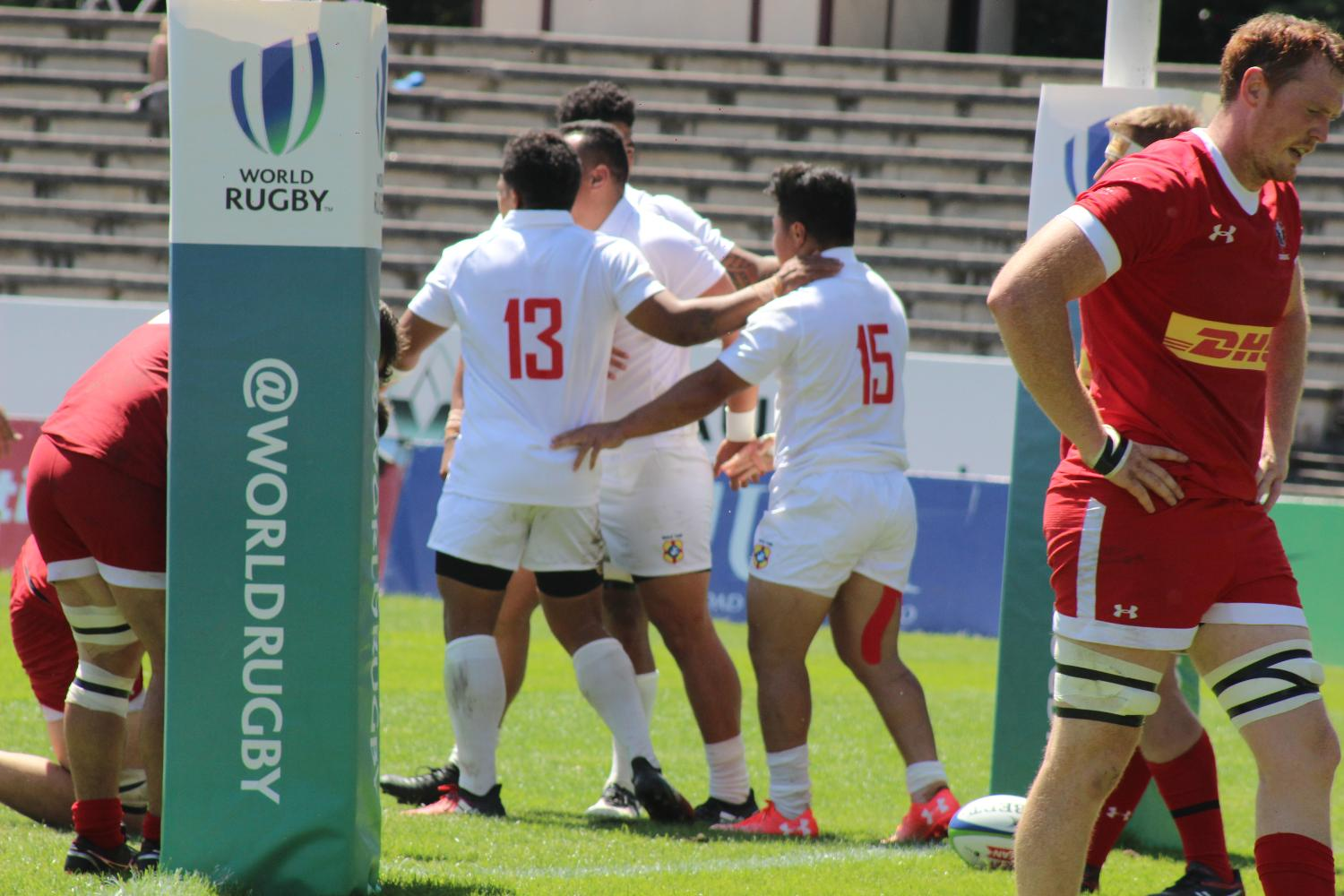Try time for Tonga A