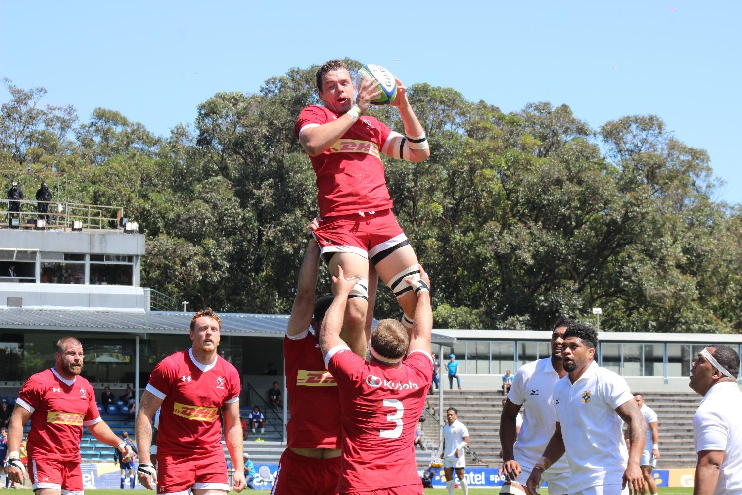 Americas Pacific Challenge 2017 Round 2: Tonga A v Canada A