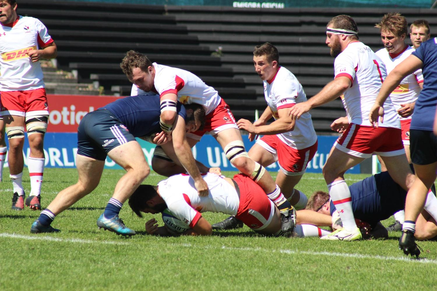 Americas Pacific Challenge 2017 Round 3: USA Select XV v Canada A
