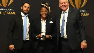 World Rugby Hall of Fame Inductions