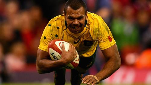 Kurtley Beale: Australia's versatile playmaker