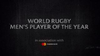 Five players nominated for World Rugby Player of the Year