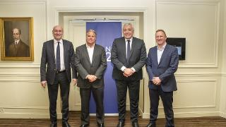 Rugby World Cup 2023 planning talks commenced