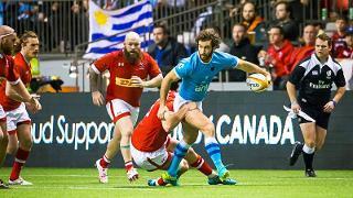 Americas Rugby Championship 2018: Canada v Uruguay