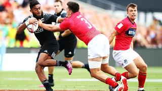 HSBC World Rugby Sevens Series 2018 - Hamilton Day 1