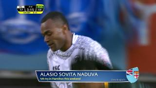 Try, Alasio Sovita Naduva, FIJI vs South Africa