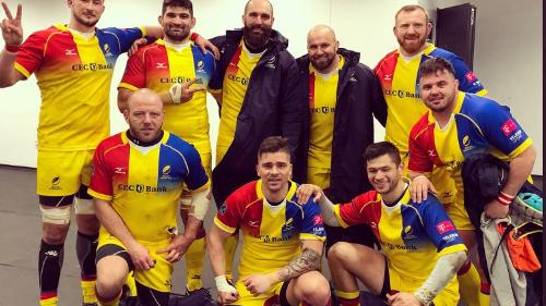 Rugby Europe Championship 2018: Romania v Germany