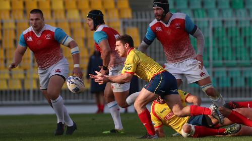 Rugby Europe Championship 2018: Russia v Spain