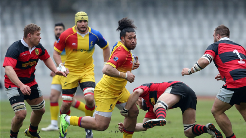 Rugby Europe Championship 2018 - Romania v Germany