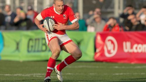 Nick Blevins of Canada