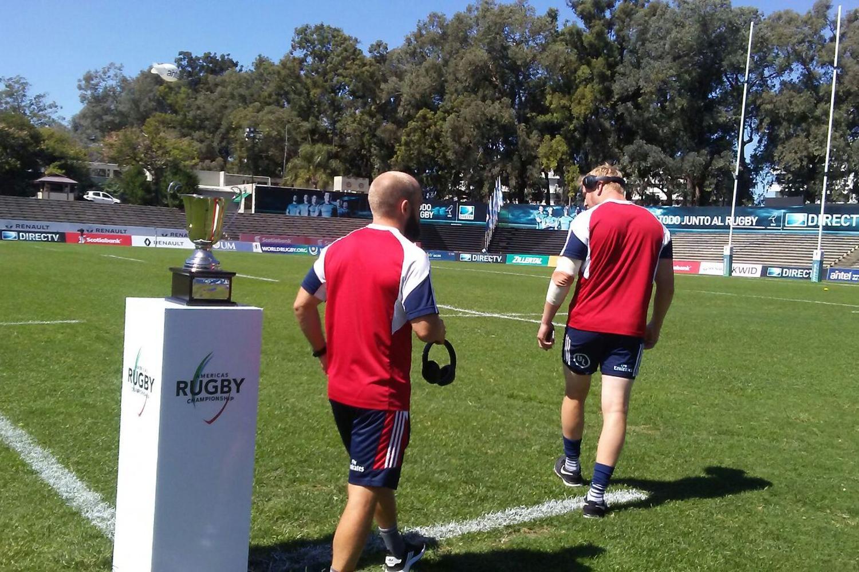 Americas Rugby Championship 2018 - Uruguay v USA
