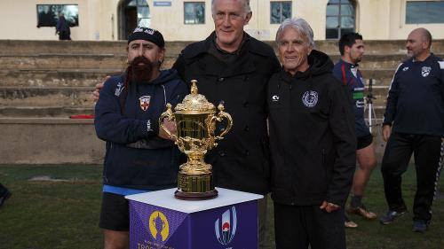 Rugby World Cup 2019 Trophy Tour: Madrid - Day 3