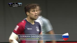 Try, German Davydov, RUSSIA vs Uraguay
