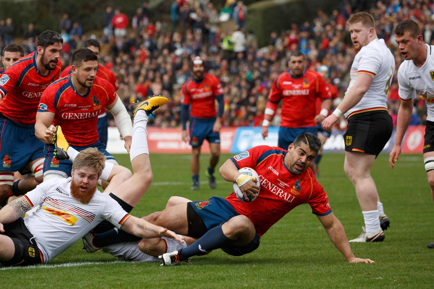 Rugby World Cup 2019 Trophy Tour: Madrid - Day 4