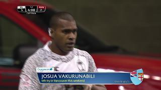 Try, Josus Vakurunabila, FIJI vs Kenya
