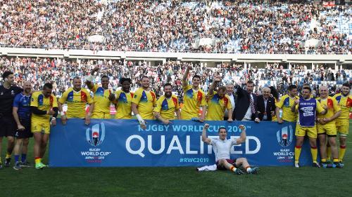 RWC 2019 European qualification