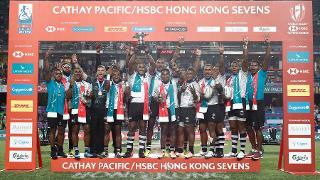 Cathay Pacific/HSBC Hong Kong Sevens 2018