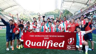 World Rugby Sevens Sevens Qualifier 2018 - Hong Kong