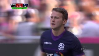 Try, Max Mcfarland, Usa v SCOTLAND