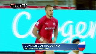 Try, Vladimir Ostroushko, RUSSIA vs Japan