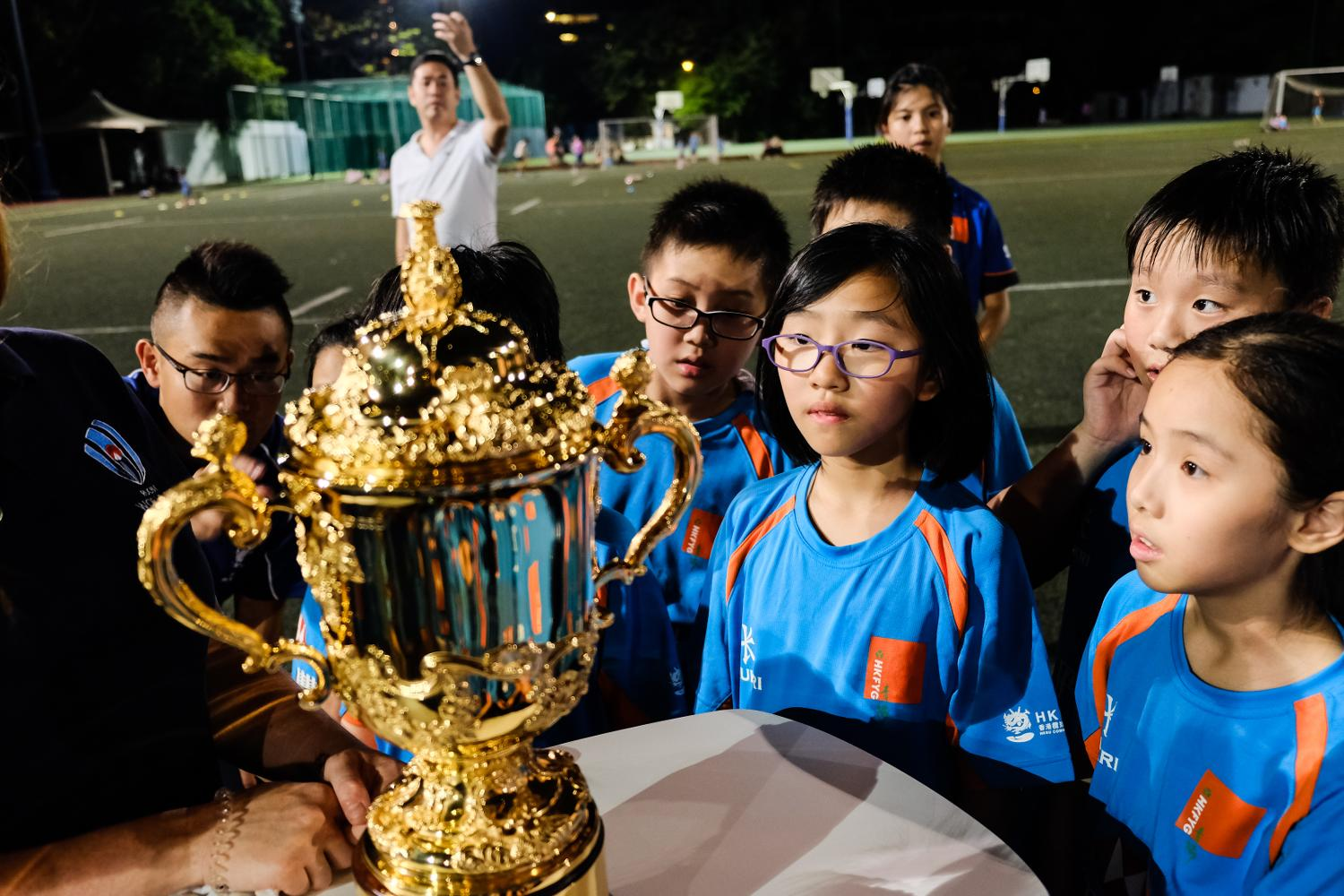 Rugby World Cup 2019 Trophy Tour - Hong Kong: Day Two