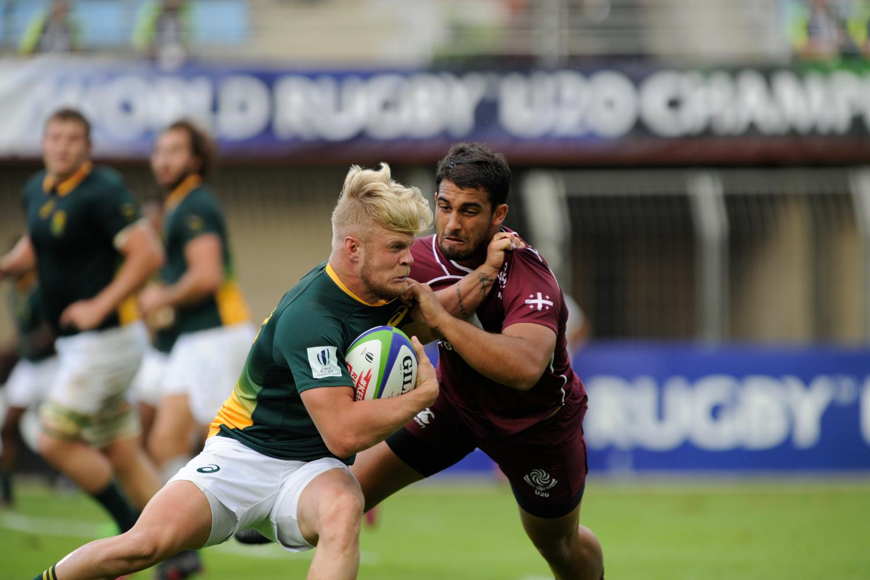 World Rugby U20 Championship 2018: South Africa v Georgia