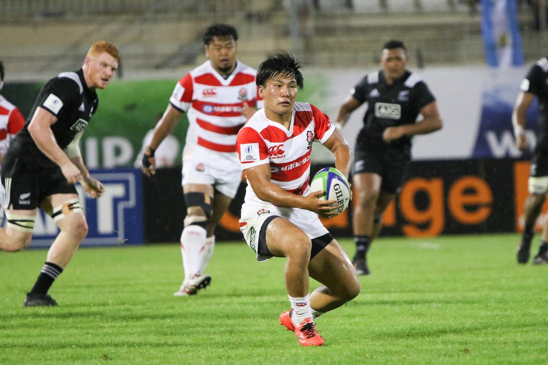 World Rugby U20 Championship 2018: New Zealand v Japan
